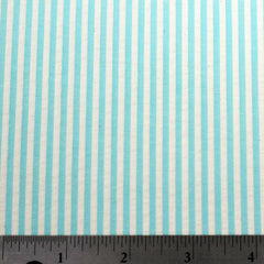 Cotton Seersucker 06 aqua - NY Fashion Center Fabrics