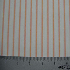100% Cotton Fabric Stripes Collection #8 07 TWS1888PCH - NY Fashion Center Fabrics