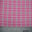 100% Cotton Fabric Checks Collection #1 07 Y D9775PNK - NY Fashion Center Fabrics