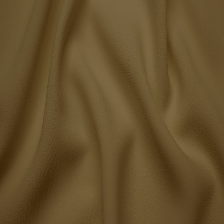 Polyester Stretch Crepe Jersey 08 Gold