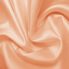Silk Cotton Fabric Peach