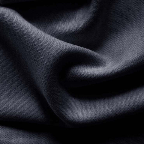 Wool Double Knit Jersey 08 Midnight Navy