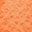Nylon Stretch Raschel Lace 08 Neon Orange - NY Fashion Center Fabrics