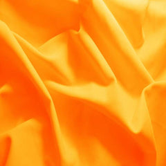 Nylon/Spandex Matte Milliskin 08 NeonOrange - NY Fashion Center Fabrics