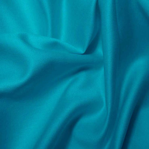Pima Cotton Sateen - 20 Yard Bolt 08 Turquoise