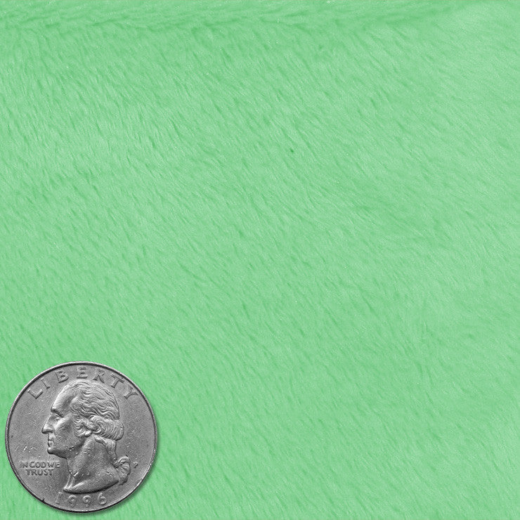 Polyester Faux Fur 09 Lime