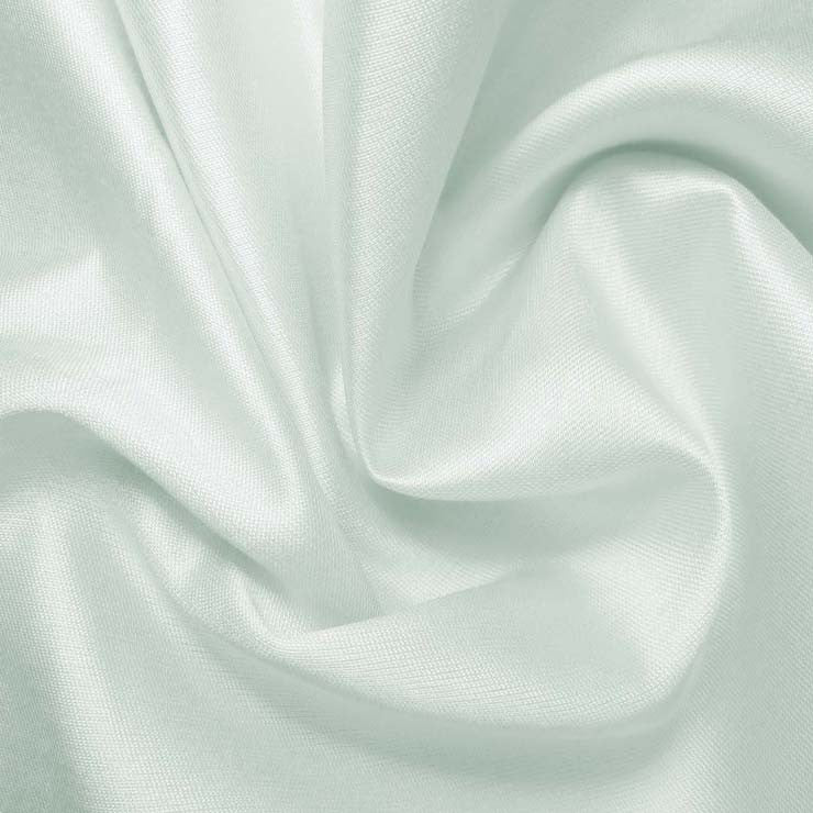 Silk Cotton Fabric Blue Jade