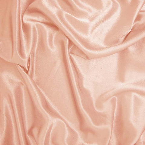 Polyester Crepe Back Satin 09 Peach