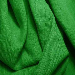 Medium Weight Linen - 6.5-oz 1 Apple Green - NY Fashion Center Fabrics
