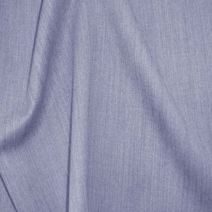 Superfine Wool Gabardine 10 CrystalBlue