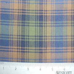100% Cotton Fabric Checks Collection #5 10 FLN5003B G - NY Fashion Center Fabrics