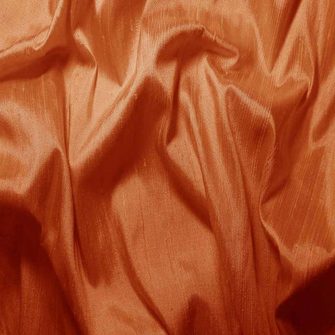 Polyester Dupioni 10 GoldenRed