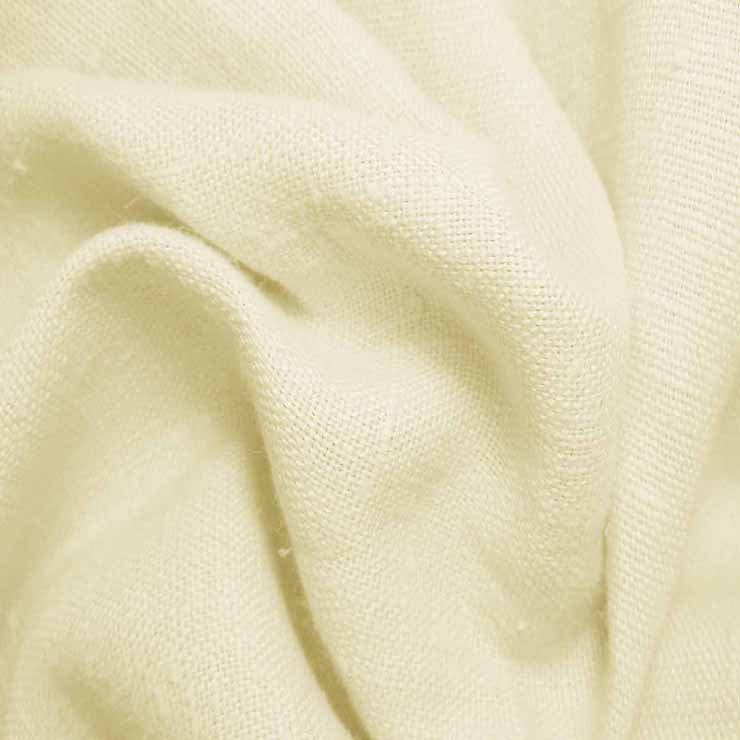 Heavyweight Linen 10 Maize - NY Fashion Center Fabrics