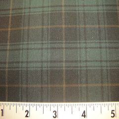 100% Cotton Fabric Checks #8 100 KO 3465 Y D9803N G - NY Fashion Center Fabrics