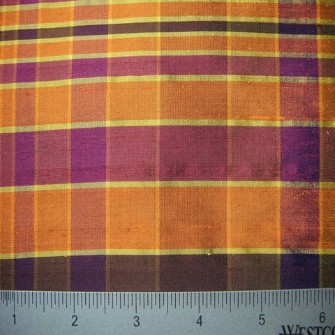 100% Silk Fabric Northwest Collection 101 304 - NY Fashion Center Fabrics