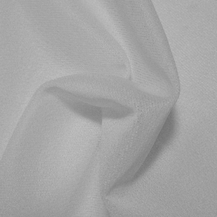 Heavyweight Fusible Tricot Interfacing B1809 101 White - NY Fashion Center Fabrics