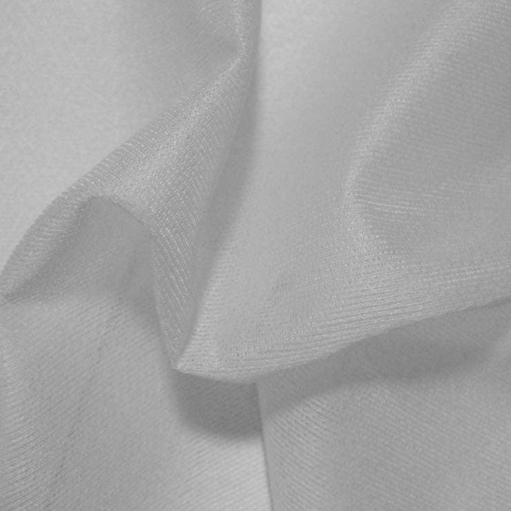 Medium Weight Fusible Tricot Interfacing B1709 101 White - NY Fashion Center Fabrics