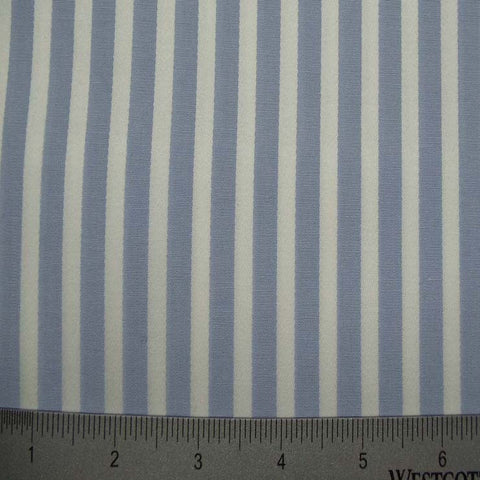 100% Cotton Fabric Stripes Collection #5 104 KO 3207 T T3602BLU - NY Fashion Center Fabrics