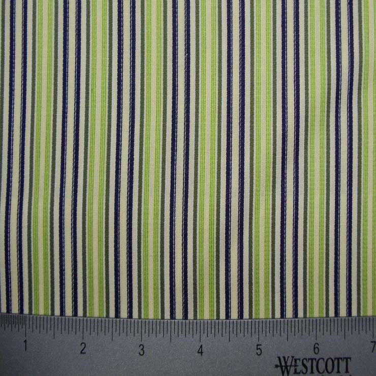 100% Cotton Fabric Stripes Collection #5 106 KO 3206 T T3711LIM - NY Fashion Center Fabrics