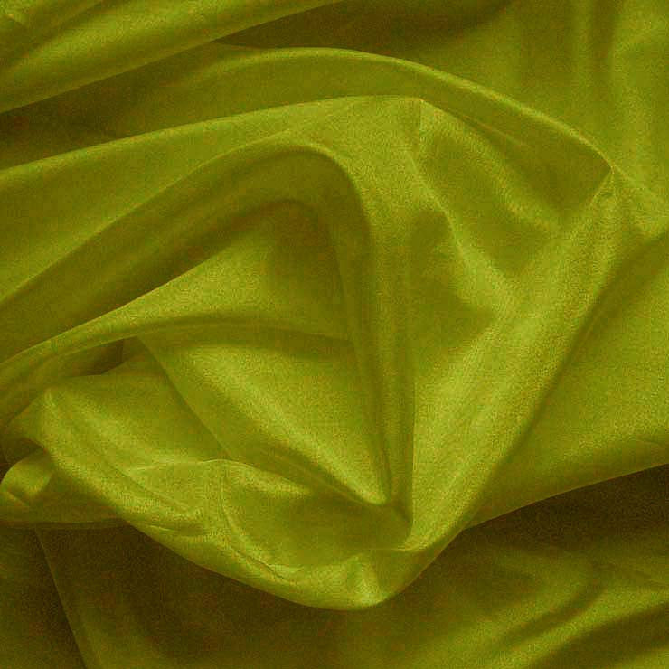 Polyester China Silk 108 Olive