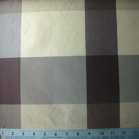 Silk Taffeta Stripes and Checks 11 1785