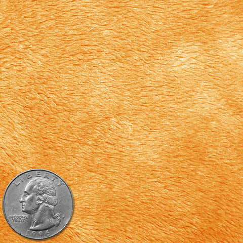 Polyester Faux Fur 11 Gold