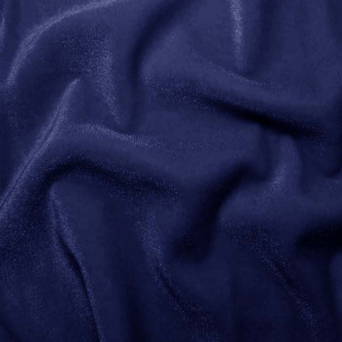 Polyester Stretch Velvet 11 NewRoyal