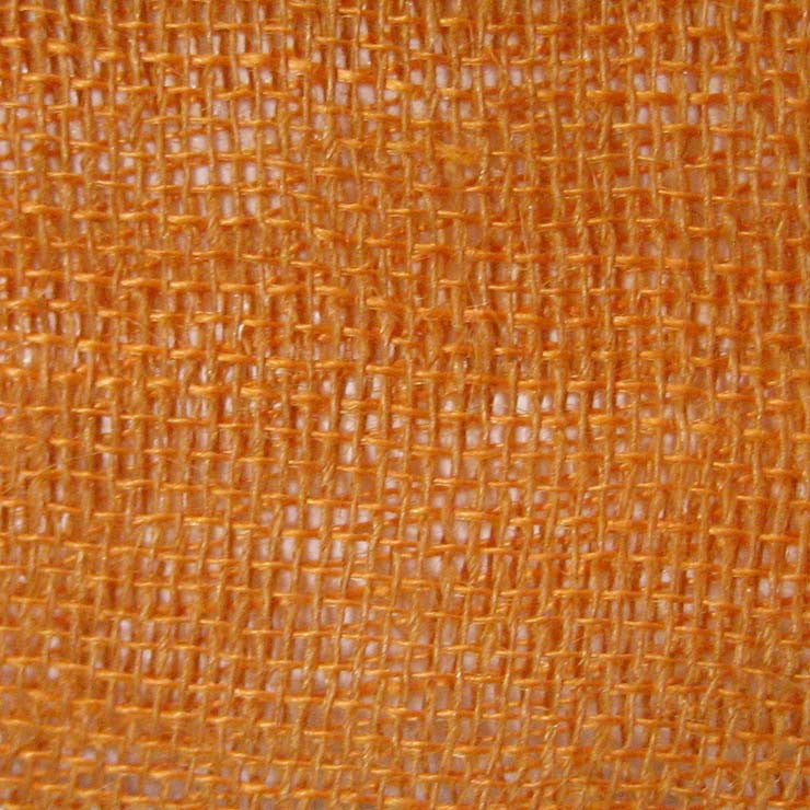 Open Weave Linen 11 Orange Fabric By The Yard Ny Fashion
