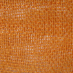 Open Weave Linen 11 Orange