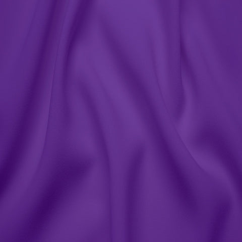 Polyester Stretch Crepe Jersey 11 Purple