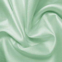 Silk Cotton Fabric Seafoam
