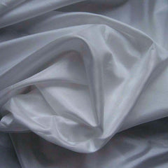 Polyester China Silk 110 Steel Blue