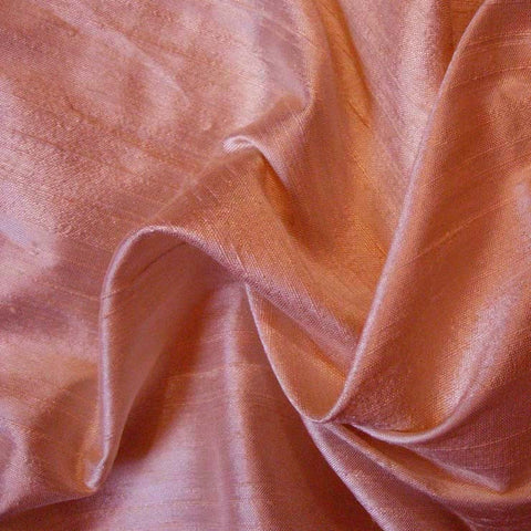 Silk Dupioni Arroyo Red