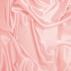 Polyester Crepe Back Satin 12 Bubble Pink