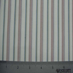 100% Cotton Fabric Stripes Collection #8 12 CORS228R B