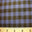 100% Cotton Fabric Checks #7 12 FLN00C7B BS - NY Fashion Center Fabrics