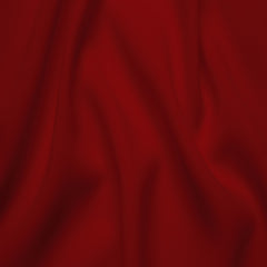 Polyester Stretch Crepe Jersey 12 Red