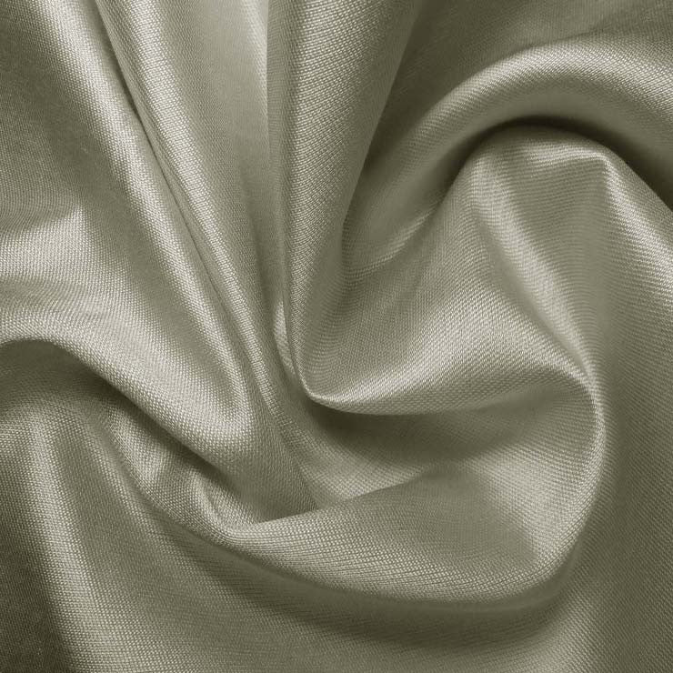 Silk Cotton Fabric Gray