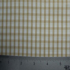 100% Cotton Fabric Checks Collection #6 12 Y D8357KHA - NY Fashion Center Fabrics