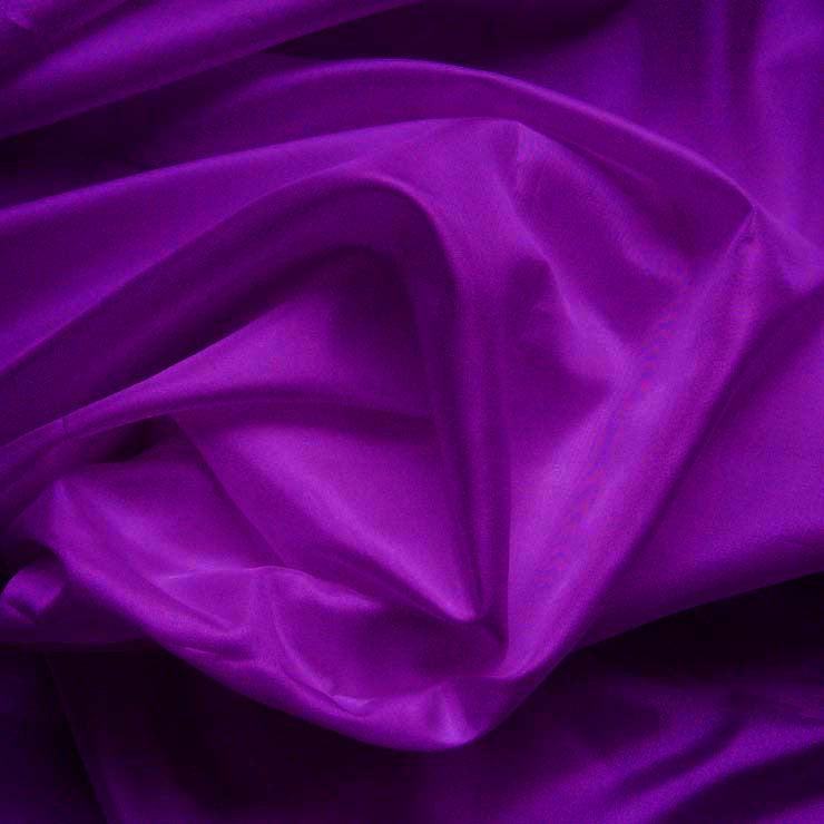 Polyester China Silk 123 Purple