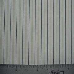 100% Cotton Fabric Stripes Collection #6 123 Y D4520TAN - NY Fashion Center Fabrics