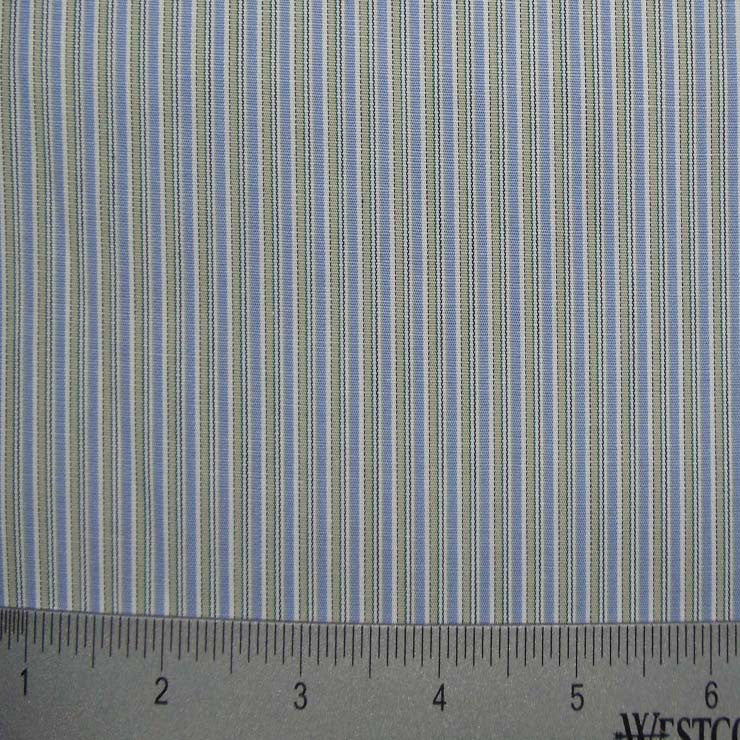 100% Cotton Fabric Stripes Collection #6 124 Y D4528B M - NY Fashion Center Fabrics