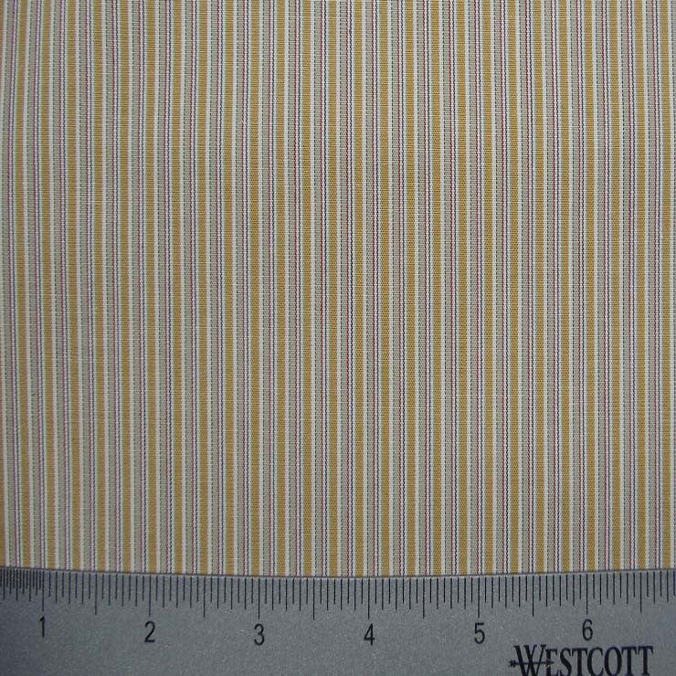 100% Cotton Fabric Stripes Collection #6 125 Y D4528C M - NY Fashion Center Fabrics