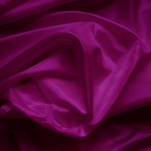 Polyester China Silk 126 Bordeaux