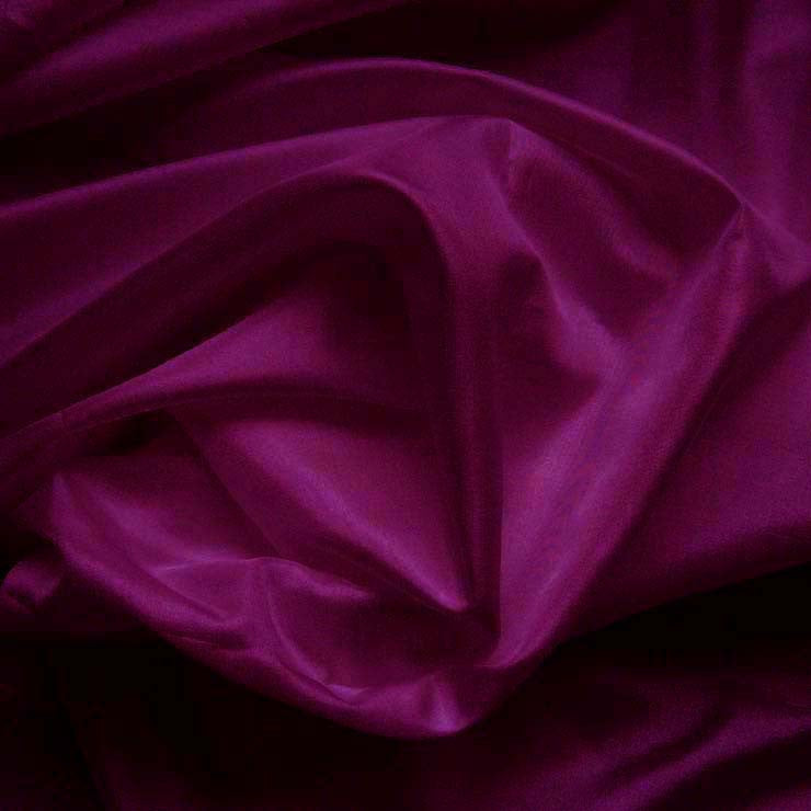 Polyester China Silk 127 Wine