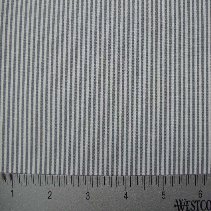 100% Cotton Fabric Stripes Collection #13 13 KO 3219 Y D8460GRY - NY Fashion Center Fabrics