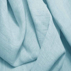 Medium Weight Linen - 6.5-oz 13 Sky Blue - NY Fashion Center Fabrics