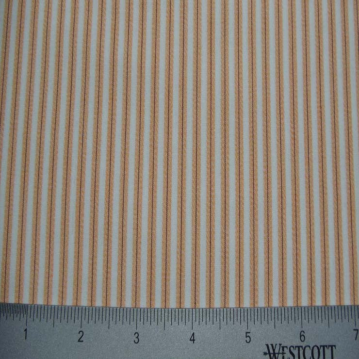100% Cotton Fabric Stripes Collection #10 13 TWS0151PCH - NY Fashion Center Fabrics