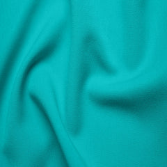 Poly/Rayon Blend Stretch Gabardine - 20 Yard Bolt 13 Turquoise