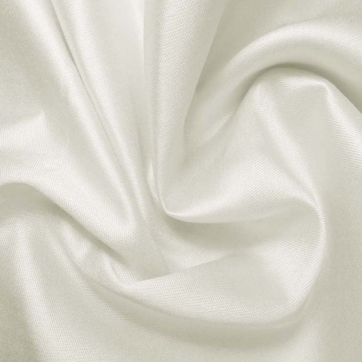 Silk Cotton Fabric Ivory